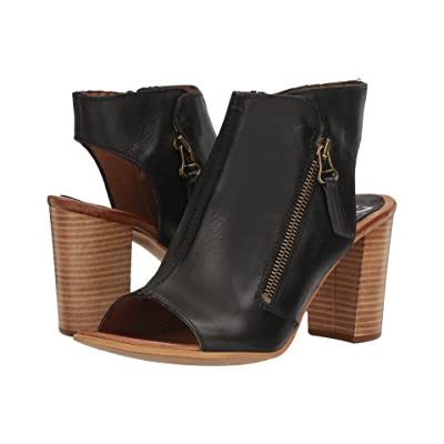 Miz Mooz Summer (Black) High Heels