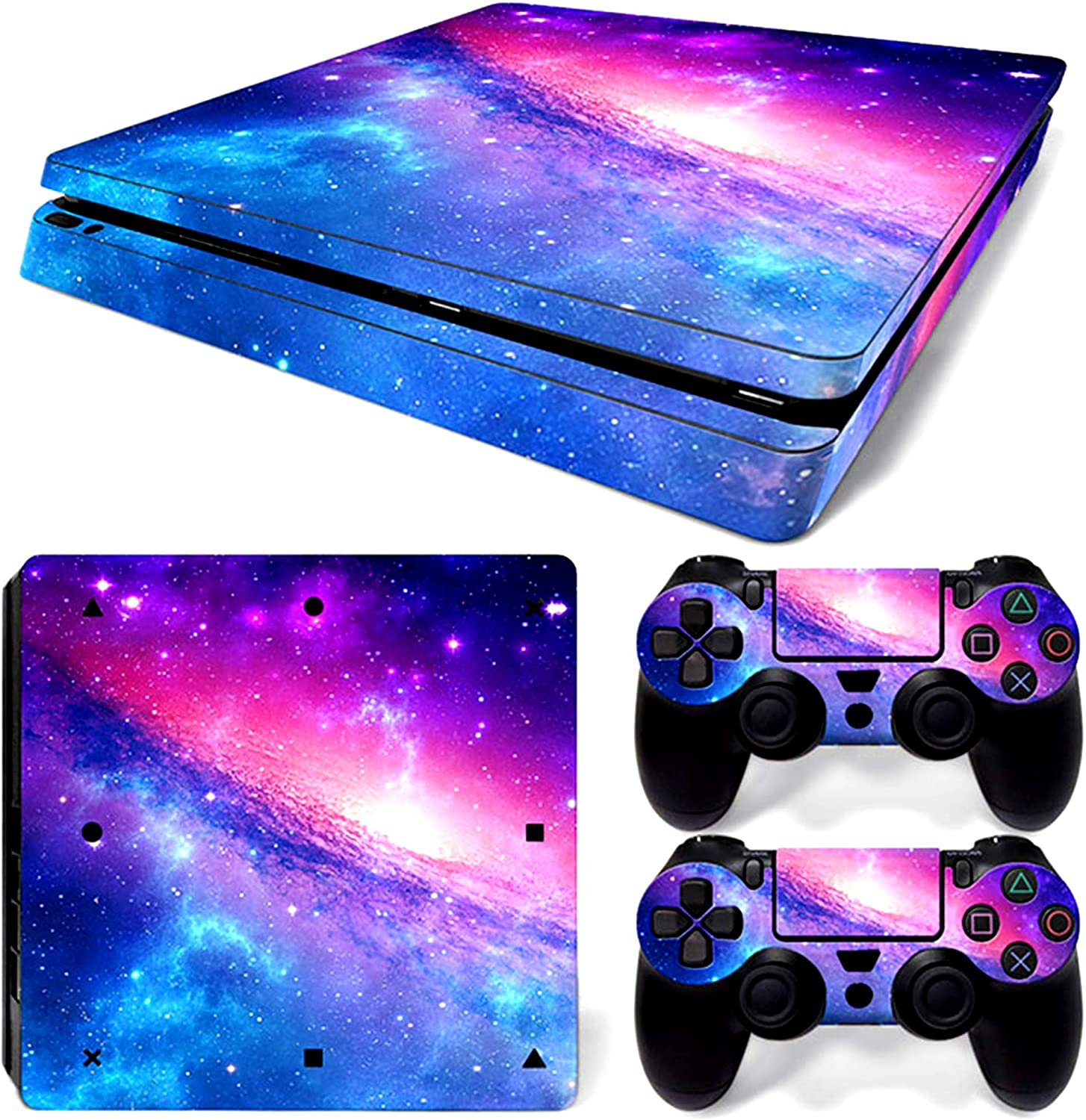 Ps4 Slim Cheap SALE Start Stickers Full Body Vinyl Playstati Cover for Skin Decal Superior