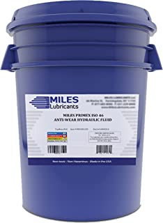 Primex ISO 46 Anti-Wear Hydraulic Fluid 5 Gallon Pail