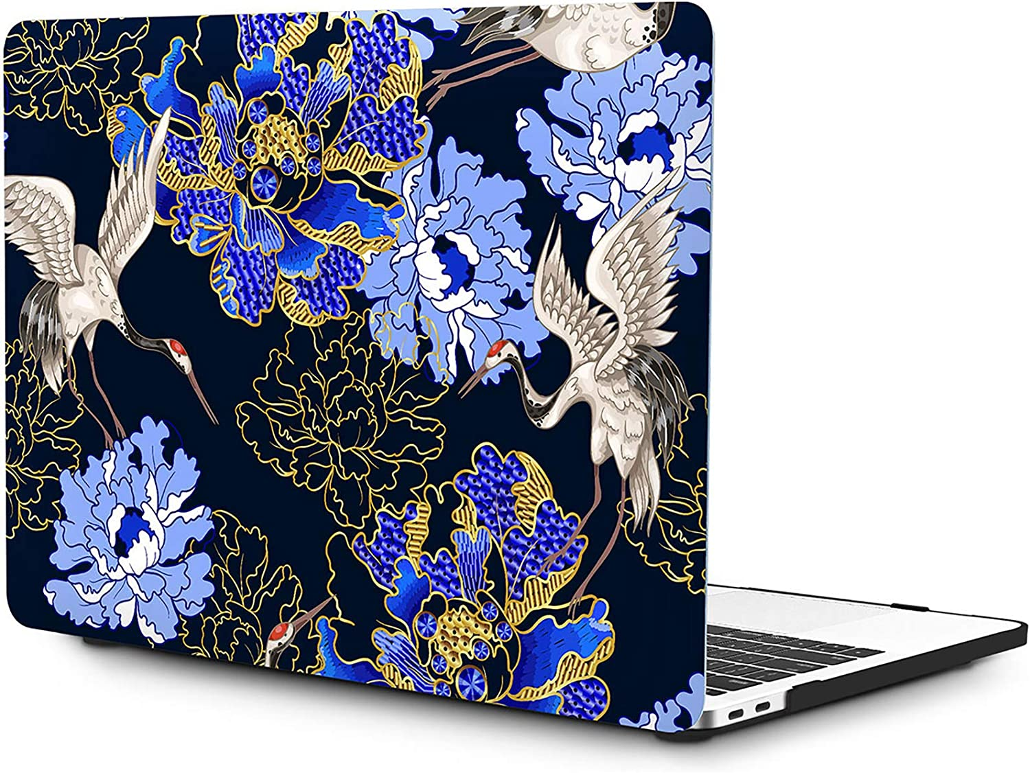 Very popular OneGet MacBook Air 13 Inch Case Flower Painting Patte A1932 Max 44% OFF 2018