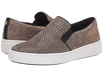 MICHAEL Michael Kors Keaton Slip-On (Bronze) Women