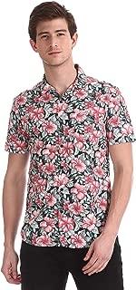Ed Hardy Men's Printed Slim fit Casual Shirt