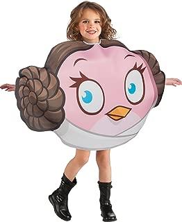 Princess Leia Angry Birds Girls Costume