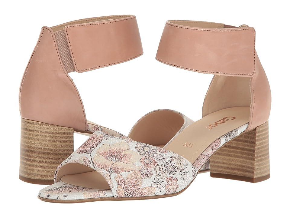 Gabor Gabor 6.5800 (Fall/Light Rouge) High Heels