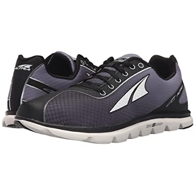 Altra Footwear One 2.5 (Black) Men