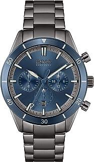 Hugo Boss Men's Analog Quartz Watch with Stainless Steel Strap 1513863