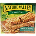 Nature Valley Oats 'n Honey Granola Bars 8.94-Oz. (12-Count)