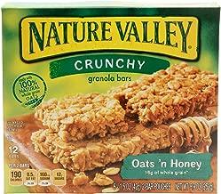 Best crunchy granola bars oats n honey Reviews