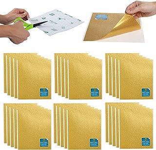 Duck (30 Pack) Glitter Tape Sheets Art Supplies Craft Supplies Cut DIY Stickers for Home Classroom