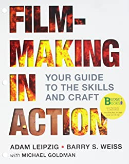 Loose-leaf Version for Filmmaking in Action & LaunchPad (Six Month Access)