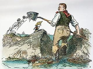パナマ運河の漫画NThe Newsはボゴタ漫画1903に到達します。ニューヨーク・ヘラルド セオドア・ルーズベルト大統領が無理なくコロンビアを提示し、パナマカリフォルニアの忠誠を誓います。