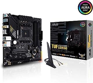 ASUS TUF Gaming B550M-Plus (Wi-Fi) gamingowa płyta główna, gniazdo AM4 (micro-ATX, Ryzen, PCIe 4.0, WiFi6, 2 x M.2, 2 Gbit...