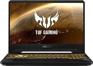 "ASUS TUF Gaming FX505DU-BQ045 - Portátil Gaming de 15.6"" FullHD (Ryzen 7 3750H, 8GB RAM, 256GB SSD, GeForce GTX1660Ti-6GB,..."