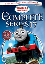 thomas and friends series 17 dvd