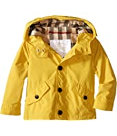 Burberry Kids - Packaway Parka (Infant/Toddler)