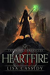 Heartfire (The Mage Chronicles Book 4)