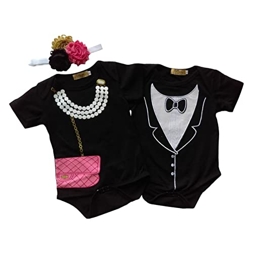 78e3f984336b Perfect pairz boy girl twin outfits tiffany and travis jpg 500x500 Outfits  for twin girls