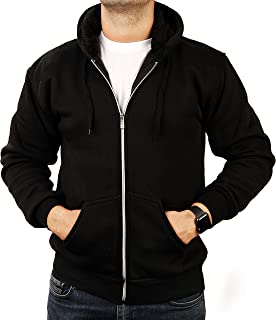 T.N.X Men's Cotton Hooded Sweatshirt