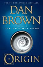 Cover image of Origin by Dan Brown