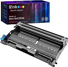 جایگزینی واحد درام سازگار با EZ Ink (TM) برای Brother DR350 برای استفاده با HL-2040 MFC-7420 Intellifax 2820 DCP-7020 HL-2070N MFC-7820N MFC-7220 DCP-7010 Fax-2820 Fax-2920 HL-2030 HL-2070 (1 بسته)