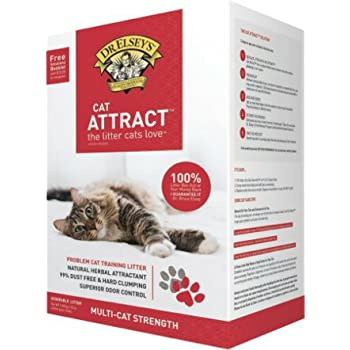 Dr. Elsey's Precious Cat, Attract Training Cat Litter