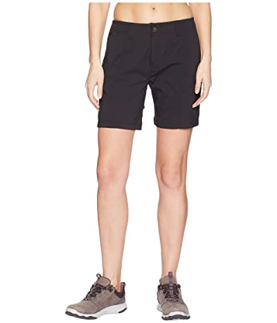 Royal Robbins Discovery III Shorts (Jet Black) Women