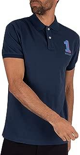 Hackett London Men's Classic Polo Shirt, Blue