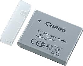 Canon 8724B001 Akku NB-6LH in grau für Canon PowerShot Serie