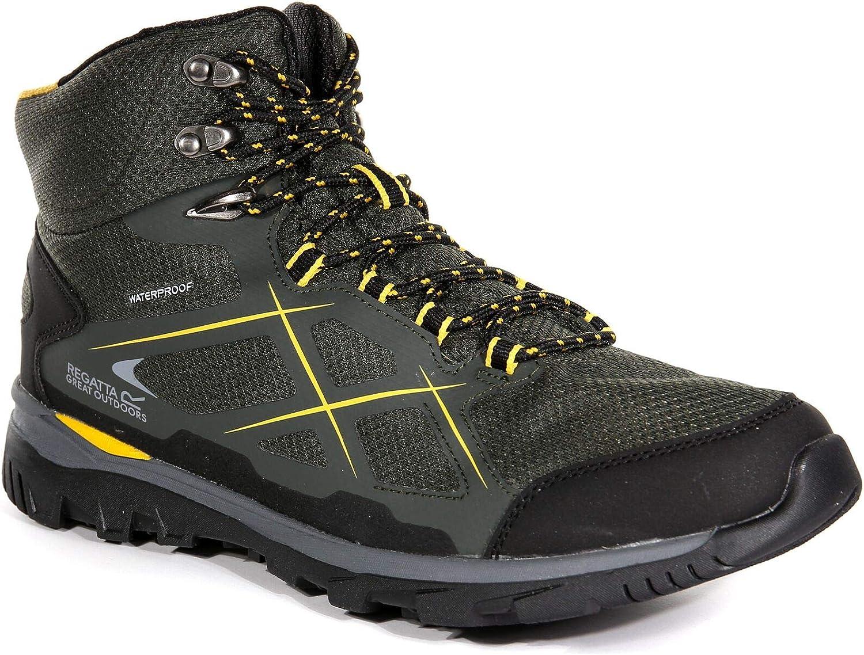 Regatta Kota Mid, Men's High Rise Hiking Boots