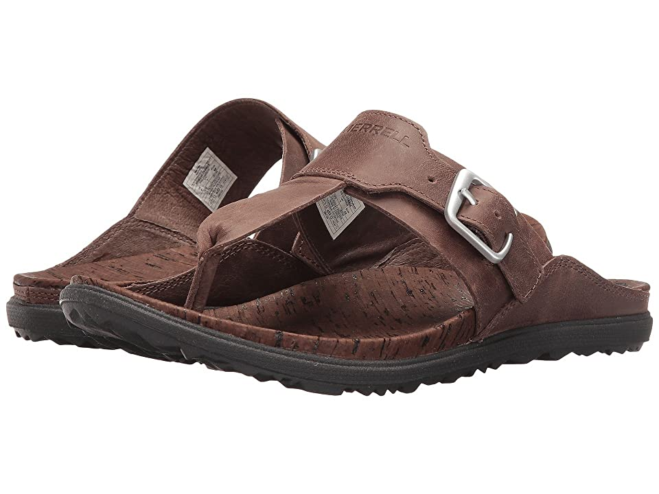 Merrell Around Town Post (Brown) Women