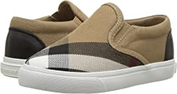 Burberry Kids - Linus ABDYQ Shoe (Toddler)