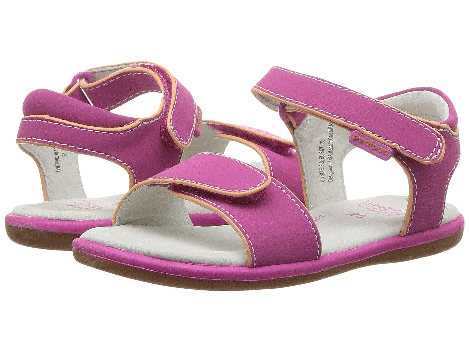 pediped Leana Flex (Toddler/Little Kid)Atmospheric grades have affordable shoes