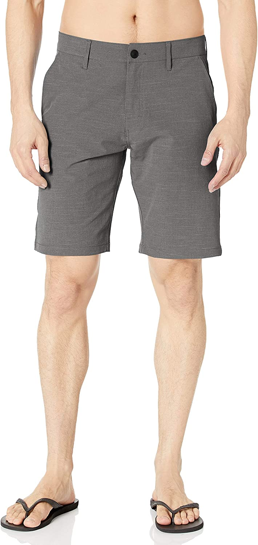スーパーSALE お買い得品 セール期間限定 RVCA Men's Balance Hybrid Short