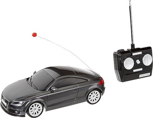 Jamara 400084 Audi TT - Coche por control remoto a escala 1 20