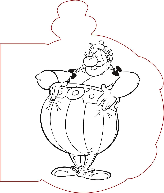 Clairefontaine 25C – Ein Malblock mit Spiralbindung, Asterix