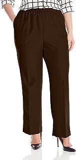 347e5f90d35f2 Amazon.com  Alfred Dunner - Pants   Capris   Plus-Size  Clothing ...