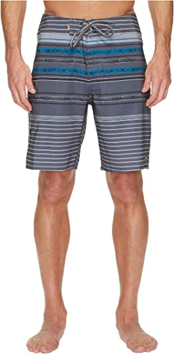 Quiksilver Waterman - Inca Stripe Boardshorts
