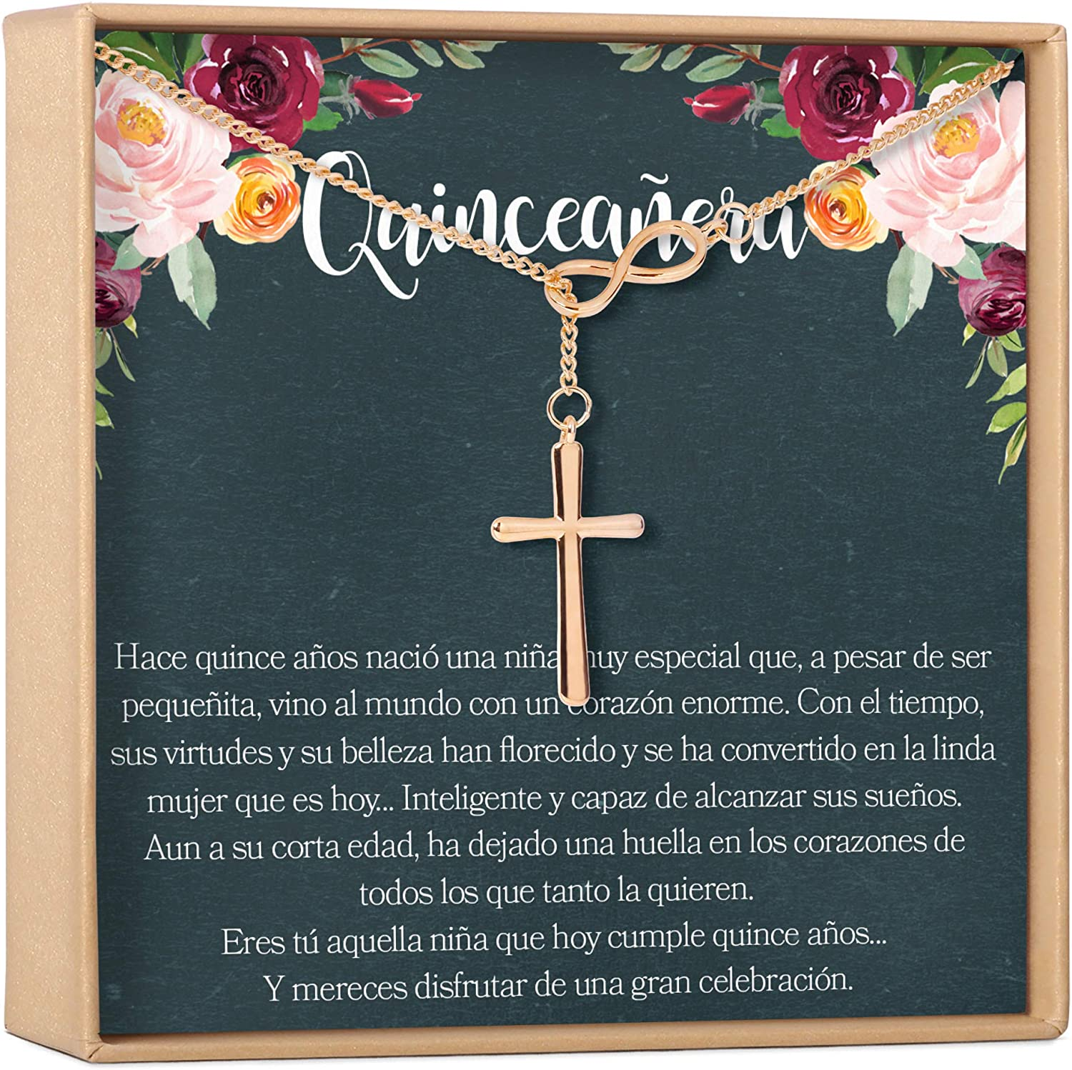 Quinceañera Gift 2021 spring and summer new Necklace: Regalos Sale Para Jewelry Sw