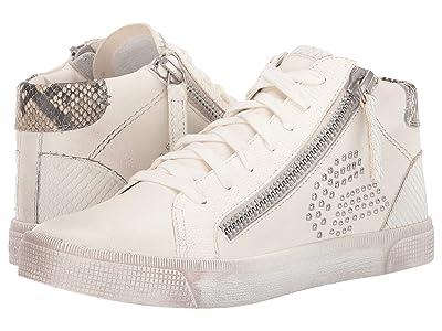 Dolce Vita Zonya (White Studded Leather) Women