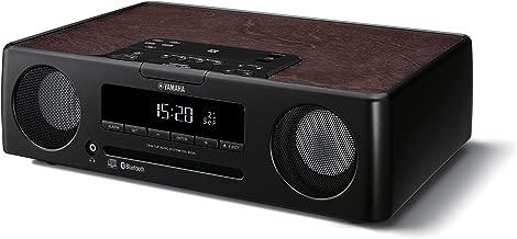 Yamaha TSX-B235BL Desktop Audio with Bluetooth (Black)