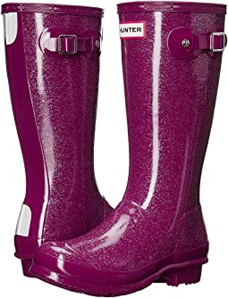 Hunter Kids - Original Glitter Rain Boots (Little Kid/Big Kid)