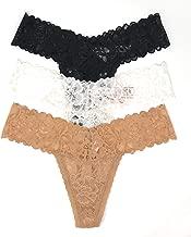 Victoria's Secret The Lacie Thong Panty Set of 3