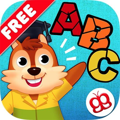 Erste Wörter lernen mit tollen Puzzeln 123 gratis - so macht es Kindern Spass