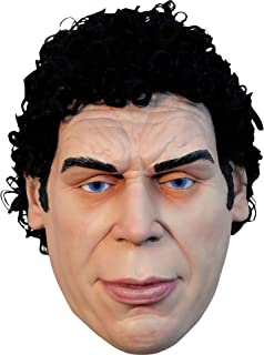 Trick or Treat Studios WWE Andre the Giant Mask Halloween Costume Accessory, One Size