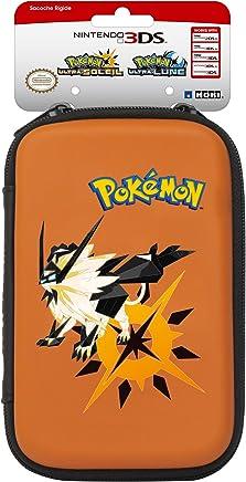 Hori - Funda Rígida Pokémon Ultra Sol Y Ultra Luna (New Nintendo 3Ds, 2Ds XL)