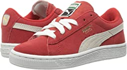 Puma Kids - Suede PS (Little Kid/Big Kid)