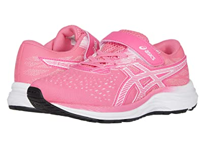 ASICS Kids Pre Excite 7 (Toddler/Little Kid) (Hot Pink/White) Girl