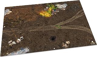 Wasteland - Tapete para Wargames (4x6 (122x183cm))