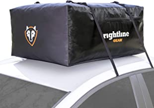 Rightline Gear Sport Jr Car Top Carrier, 10 cu ft Sized for Compact Cars, 100% Waterproof..
