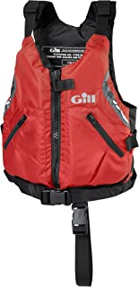 Gill Front Zip Child & Youth PFD Red, Junior